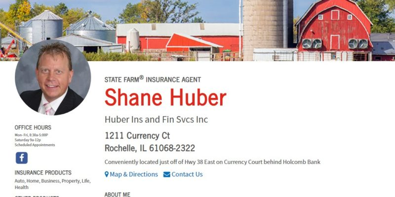 Shane Huber-State Farm Insurance