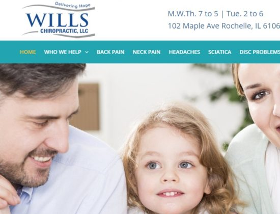 Wills Chiropractic, LLC