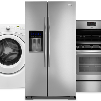 B&W Appliance Sales and Service